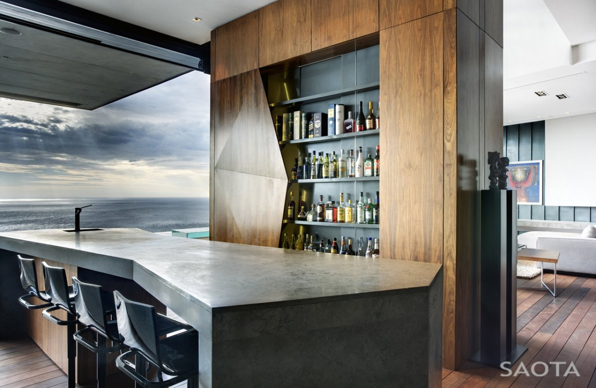 Home designs tomo design - Mini bar in house ...
